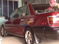 Bán Toyota Camry sản xuất 1988, màu đỏ chính chủ, giá 140tr