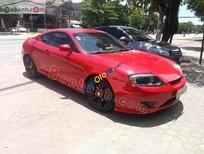 Bán xe cũ Hyundai Tuscani sport đời 2005, màu đỏ, xe nhập