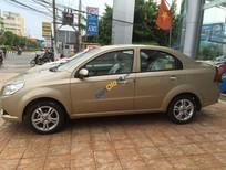 Bán Chevrolet Aveo MT năm 2016, màu vàng cát, liên hệ Ms. Uyên Chevrolet 0933.47.13.12 để được hỗ trợ và nhận giá ưu đãi