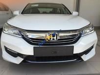 Bán Honda Accord 2016 nhập Thái màu trắng với giá 1 tỉ 470 triệu, giao xe ngay cùng nhiều ưu đãi hấp dẫn