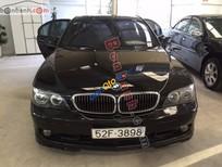 Cần bán lại xe BMW Alpina B7 đời 2007, màu đen, nhập khẩu nguyên chiếc số tự động