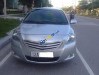 Bán Toyota Vios E đời 2013, màu bạc như mới