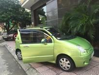 Cần bán gấp Daewoo Matiz SE đời 2008 màu xanh, 124 triệu Chính chủ