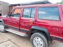 Bán Jeep Cherokee đời 1988, màu đỏ, nhập khẩu chính hãng còn mới
