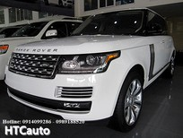 Bán xe Range Rover Autobiography5.0 Black Edition 2016, màu trắng