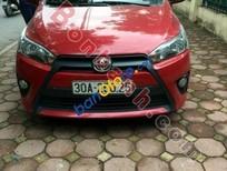 Bán xe cũ Toyota Yaris E đời 2014, màu đỏ, nhập khẩu chính hãng, 650tr