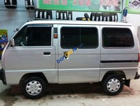 Cần bán Suzuki Supper Carry Van đời 2010, màu bạc