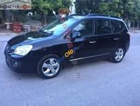 Bán ô tô Kia Carens SX đời 2009, màu đen số sàn