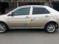 Bán Toyota Vios G đời 2004, màu bạc, giá 255tr