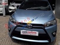 Bán Toyota Yaris 1.3 E 2014, màu xanh lam số tự động