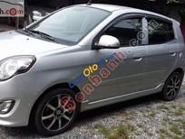 Chính chủ bán xe Kia Morning MT đời 2012, màu bạc