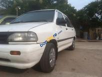 Bán xe Kia Pride GTX đời 1999, màu trắng, nhập khẩu chính hãng, giá 60tr