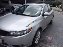 Bán Kia Forte sli 1.6AT năm 2010, màu bạc, xe nhập chính chủ giá cạnh tranh