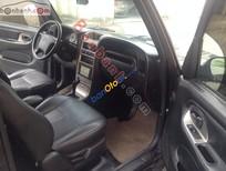 Cần bán lại xe Ssangyong Korando TX5 đời 2004, màu đen