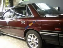 Cần bán lại xe Toyota Camry đời 1988, màu đỏ, nhập khẩu nguyên chiếc như mới
