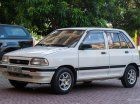 Bán xe Kia Pride đời 2000, màu trắng xe gia đình