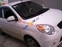 Bán xe cũ Kia Morning Van đời 2010, màu trắng, xe nhập chính chủ, giá 230tr