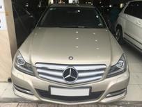 Cần bán lại xe Mercedes đời 2012, màu vàng
