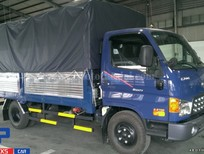 Bán xe tải Hyundai HD65 2.5T thùng mui bạt, mua xe Hyundai giá rẻ