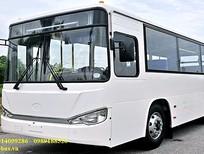 Xe bus 60 chỗ Daewoo BS090D8 đời 2016, màu trắng