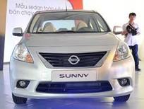 Bán ô tô Nissan Sunny XL 2016, đủ màu giá tốt giao xe ngay