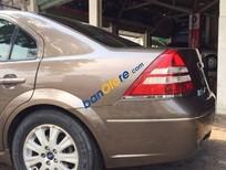 Xe Ford Mondeo đời 2005, màu vàng ít sử dụng, 360 triệu