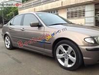Bán BMW 3 Series 325i 2004, màu nâu, xe nhập