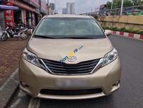 Cần bán xe Toyota Sienna sản xuất 2011, xe nhập Mỹ, giá chỉ 1 tỷ 950 triệu