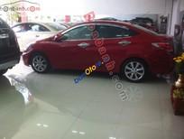 Bán xe cũ Hyundai Accent 1.4 AT đời 2012, màu đỏ, nhập khẩu còn mới