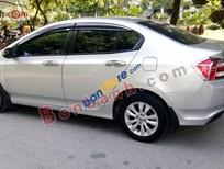 Cần bán Honda City 2014, màu bạc còn mới, giá 525tr
