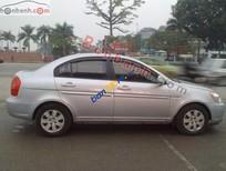 Bán Hyundai Verna 2009, màu bạc, xe nhập