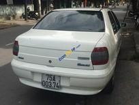 Xe Fiat Siena 1.3 MT 2001, màu trắng