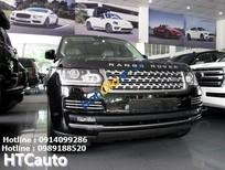 Bán xe Landrover Range Rover HSE đời 2016, màu đen, nhập Mỹ