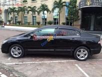 Cần bán xe cũ Honda Civic 2.0AT đời 2008, màu đen xe gia đình, giá chỉ 500 triệu