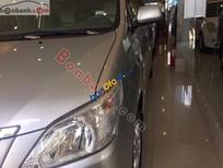 Cần bán lại xe Toyota Innova G đời 2014, màu bạc