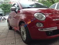Bán Fiat 500 C đời 2010, màu đỏ, xe nhập