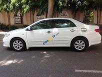 Cần bán lại xe Toyota Corolla altis G đời 2009, màu trắng còn mới