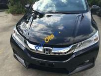 Bán xe Honda City đời 2016, màu đen