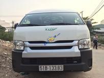 Bán xe Toyota Hiace G đời 2014, màu trắng, nhập khẩu, giá chỉ 890 triệu còn TL