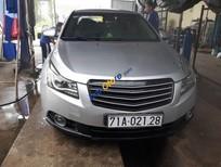 Cần bán Daewoo Lacetti SE đời 2009, màu bạc, xe nhập