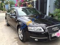 Cần bán gấp Audi A6 đời 2006, màu đen, nhập khẩu