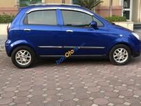 Cần bán Daewoo Matiz đời 2009, màu xanh lục