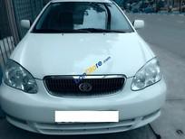 Cần bán gấp Toyota Corolla altis 1.8G đời 2002, màu trắng chính chủ, 333tr