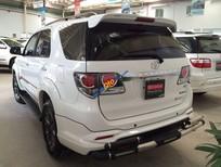 Bán Toyota Fortuner Sportivo năm 2015, màu trắng