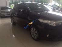 Bán xe Toyota Vios G 1.5AT đời 2014, màu đen