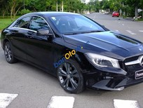 Bán Mercedes CLA 200 năm 2014, màu đen, xe nhập