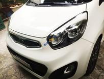 Bán ô tô Kia Morning AT đời 2012, màu trắng, nhập khẩu nguyên chiếc xe gia đình