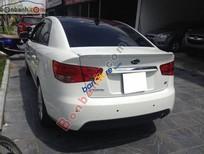 Bán xe Kia Forte 1.6AT đời 2012, màu trắng, giá 535tr