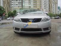 Bán Kia Cerato AT năm 2010, màu bạc, nhập khẩu nguyên chiếc còn mới