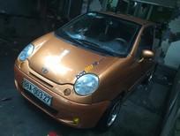 Bán ô tô Daewoo Matiz đời 2006, màu vàng